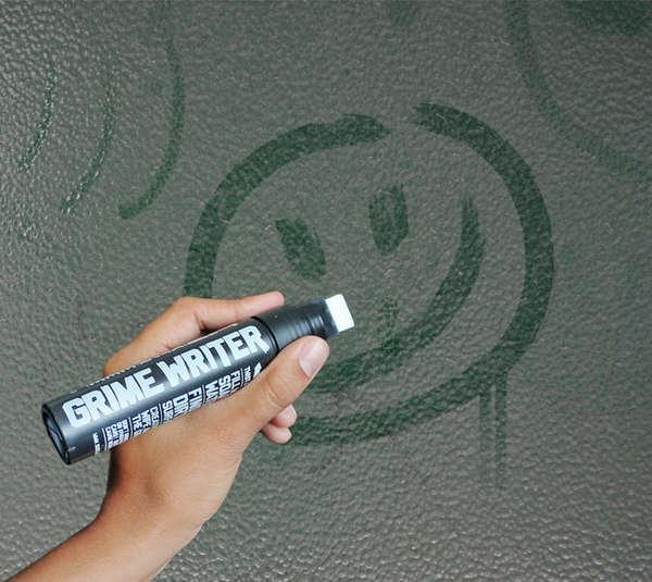 Sanitary Street Art Pens