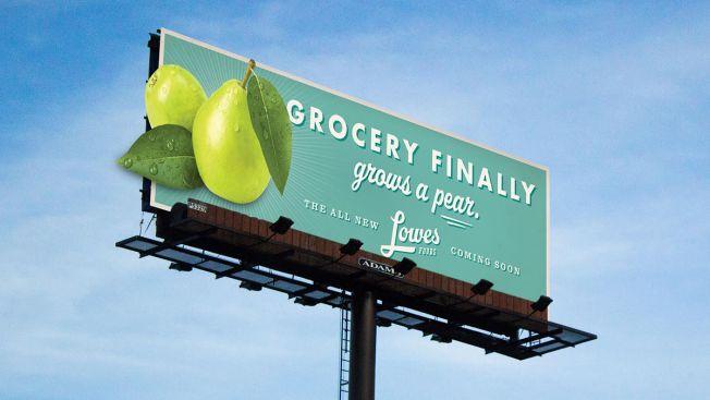 Cheeky Grocery Branding