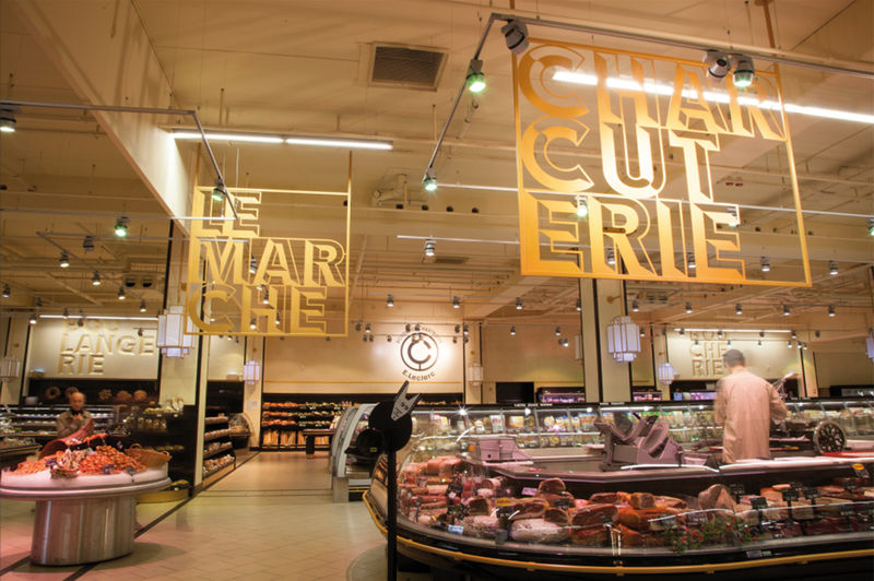Art Deco Supermarkets Quot Grocery Store Design Quot