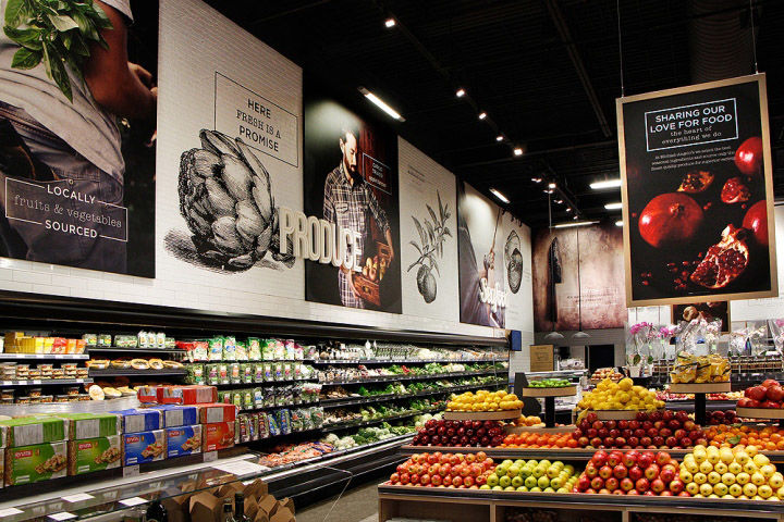 72 grocery store innovations - Convenience Store Design Ideas