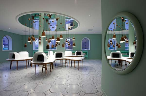 Amazing Modernist Showcases