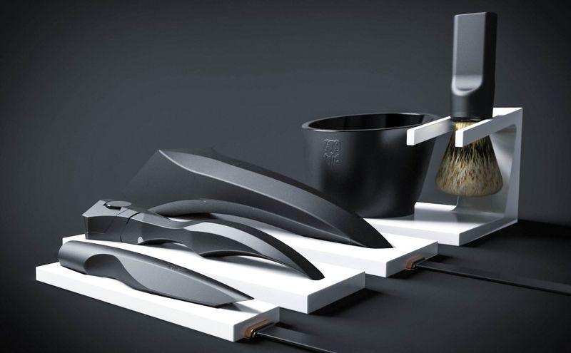 Ultra-Modern Grooming Tools