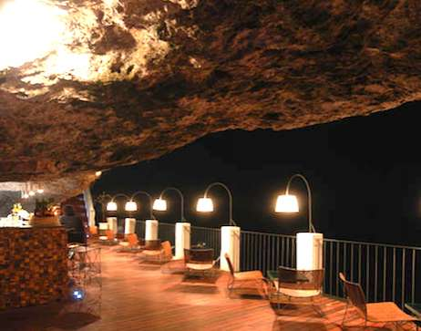Luxurious Cave-Bound Getaways