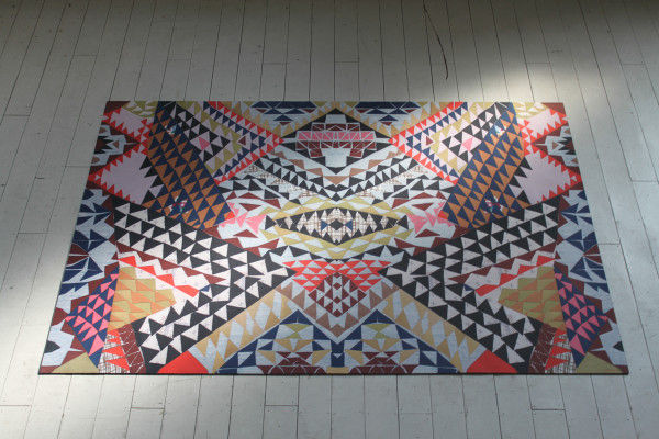 Busily Patterned Carpets