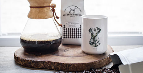 Canine-Saving Coffee Roasts