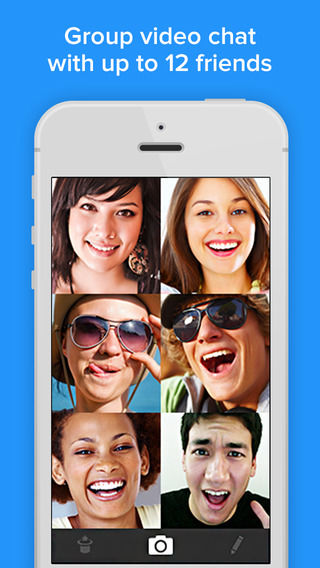 group video conference app