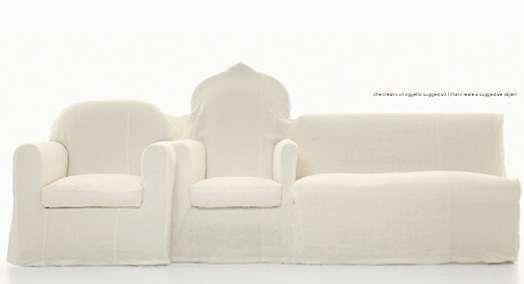Arabian Palace Seating