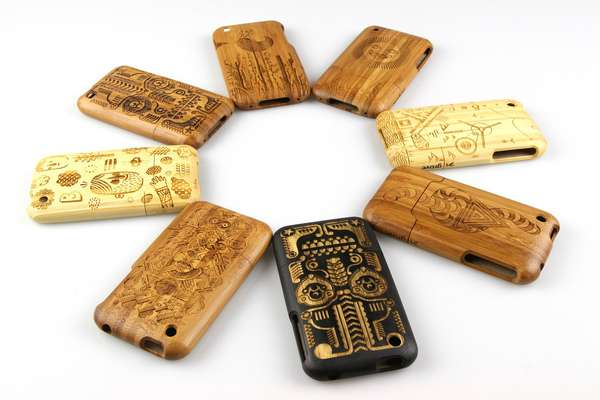 Etched Phone Protectors