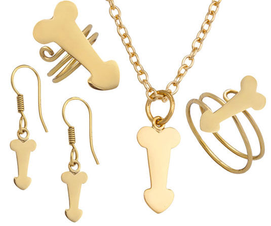 Phallic Songstress Jewelry Collections