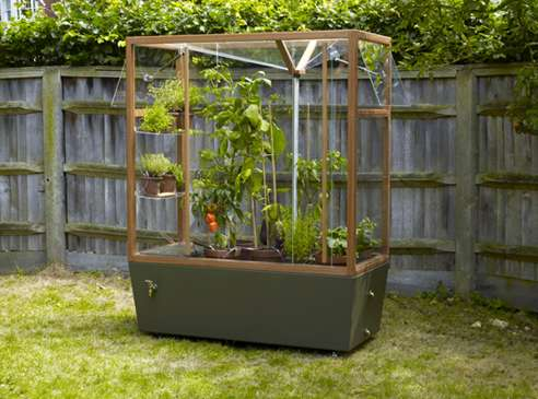 Urbanite Greenhouses