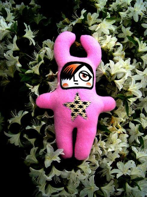 Emo Plushies