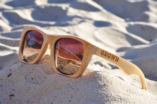 Eco-Chic Bamboo Shades