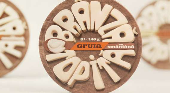 Gruia Cheese Packaging