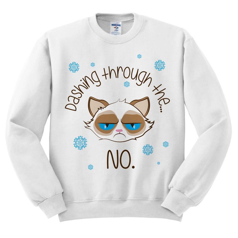 Cranky Christmas Sweaters