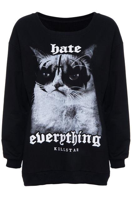 Unfriendly Feline Fashion