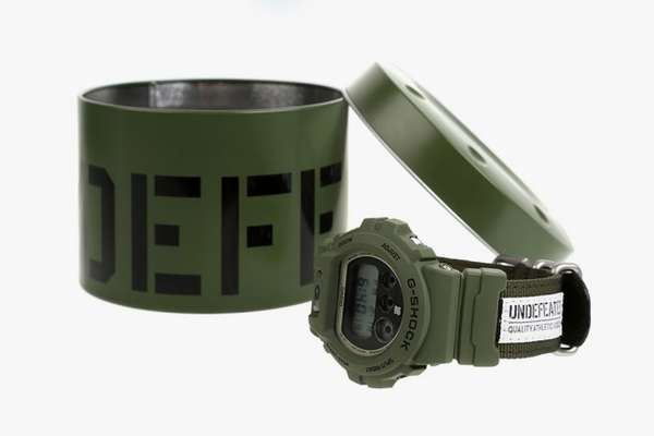 Military-Themed Timepieces