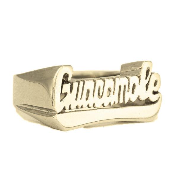 Bizarre Guacamole Jewelry