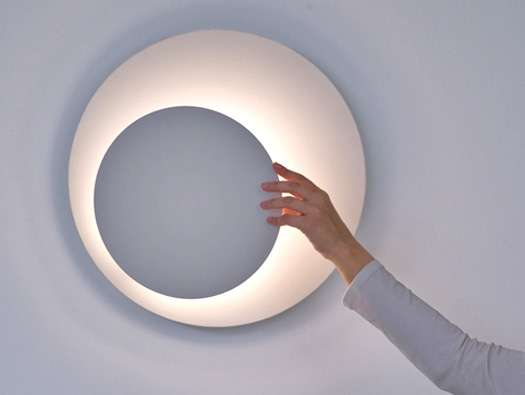Elliptical Eclipse Lamps