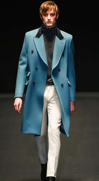 Aristocratic Textural Menswear