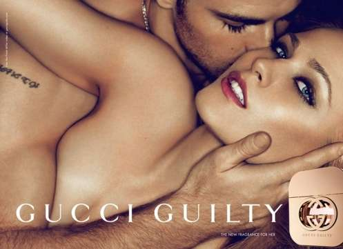 Gucci Guilty campaign