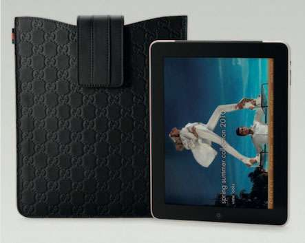 Luxury iPad Sheaths