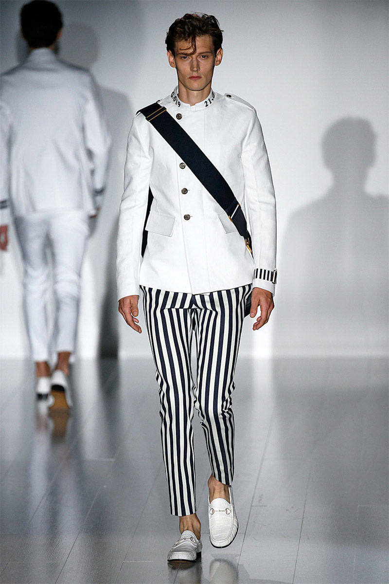 Contemporary Sailor Runways
