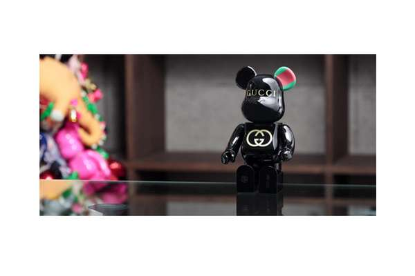 High-End Commemorative Bearbricks