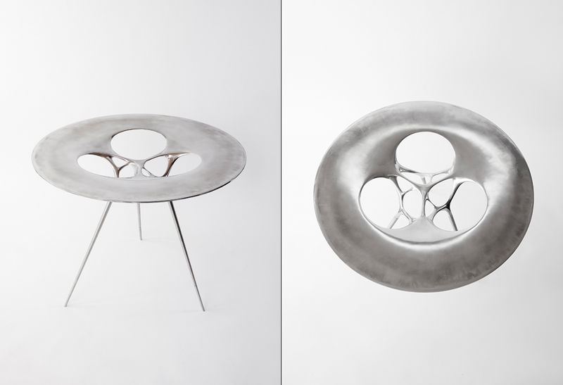 Strangely Chic Side Tables