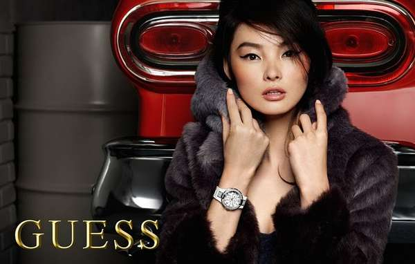 Rocker-Chic Watch Campaigns