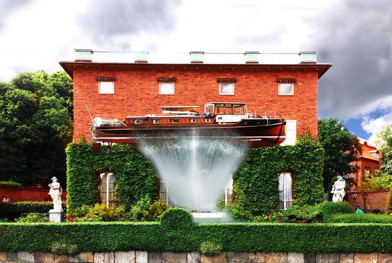 Reimagined Boat Residences