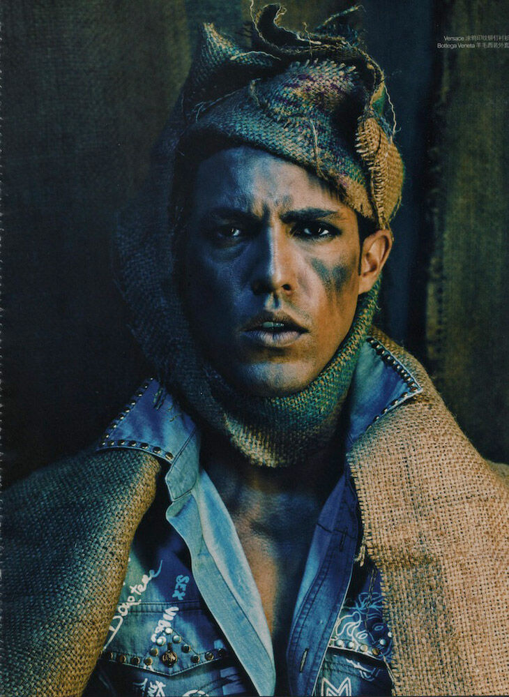 Candid Gypsy Portraiture