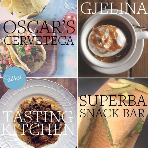Grid-Based Restaurant Guides