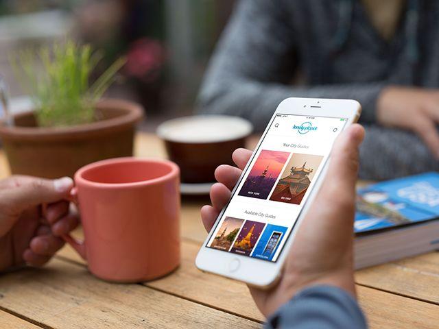 Traveler-Guiding App