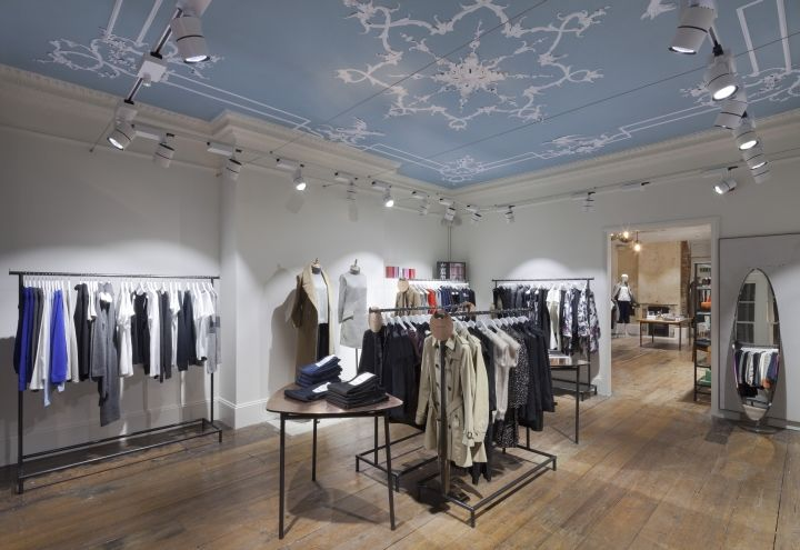 Georgian-Inspired Retail Concepts