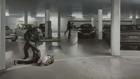Violent Hyperreal Paintings