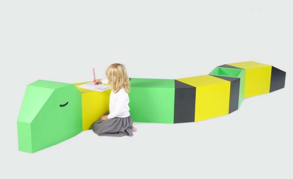 Colorful Creature Furniture