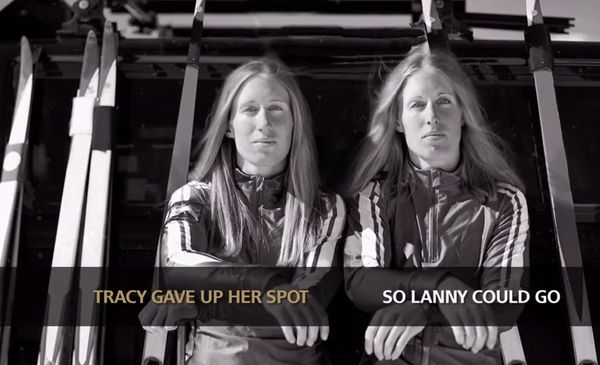 Impassioned Family Olympic Ads