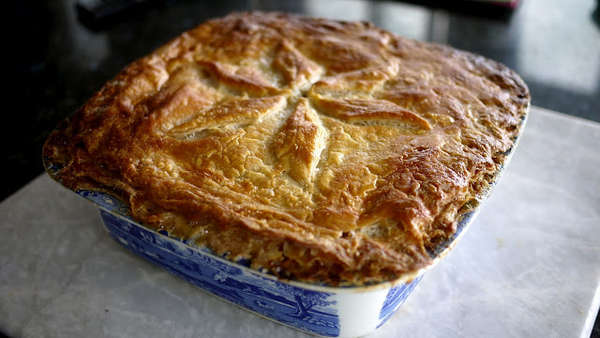 Beefy Booze-Infused Pies