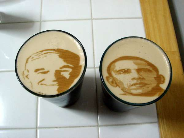 Guinness Printers Onlatte Printers Find New Foam To Decorate