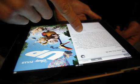 Record-Breaking iPad Apps