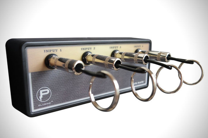 Musical Amp Keyrings