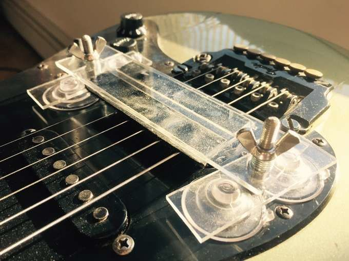 Hybrid Banjo Guitars