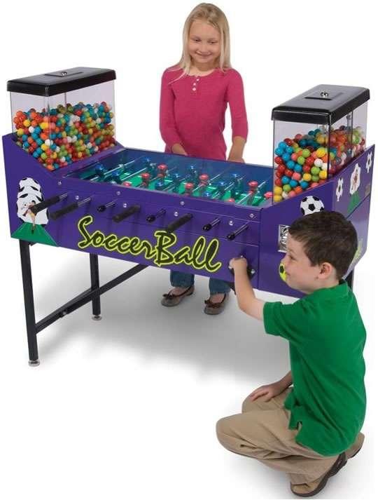 Bubblegum Soccer Games