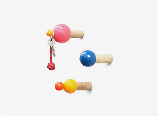 Gumball Wall Pegs