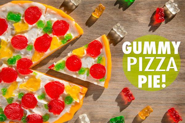 Fruity Pizza Treats