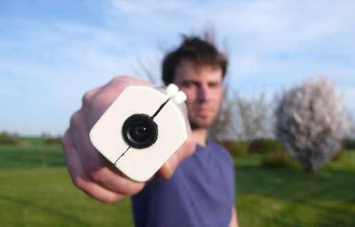 Gun-Shaped Cameras