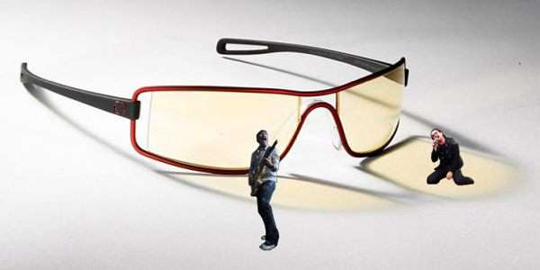 Stylish 3D Specs