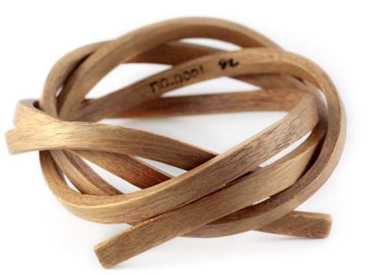 Gustav Reyes Natural Wood Jewelry