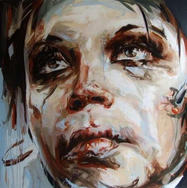 Passionate Street Walker Portraits