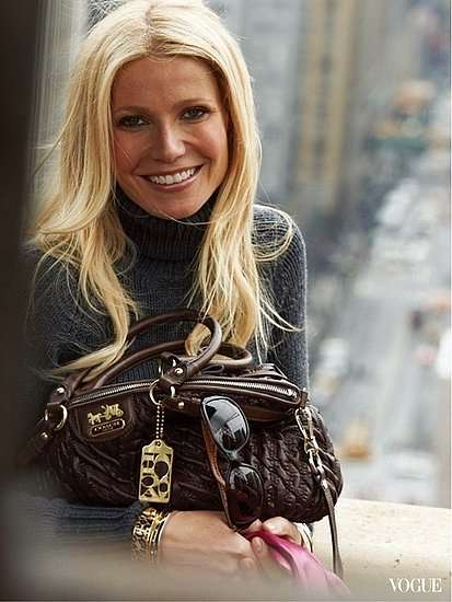Gwyneth Paltrow Coach